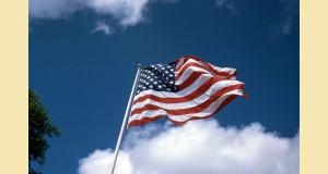 USA Flag 1992