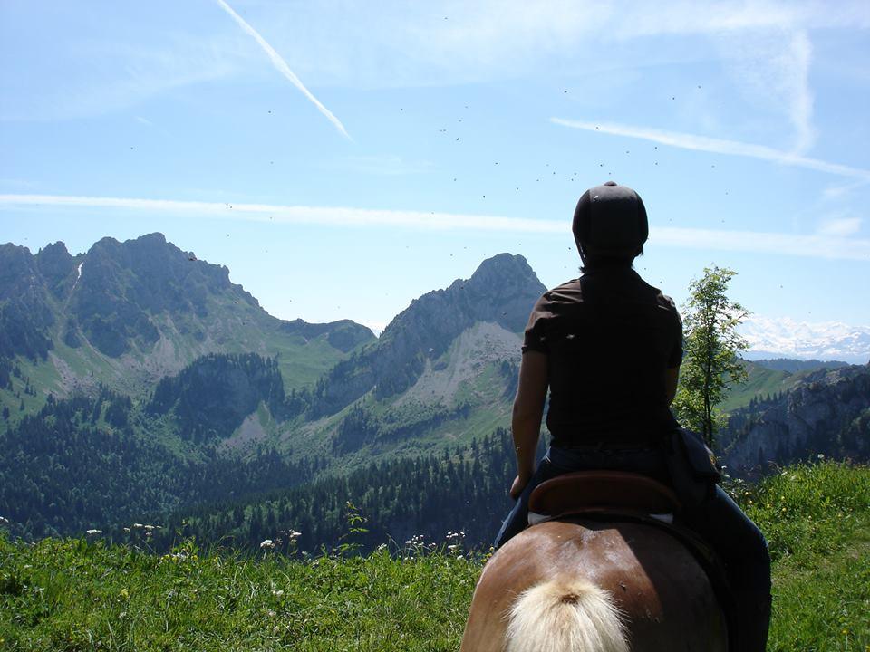 randonnée à cheval 2 par Lily rose